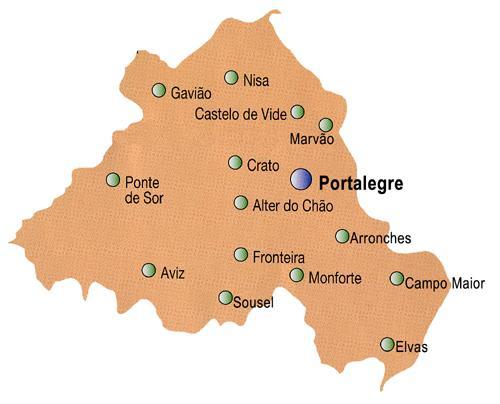 mapa de portugal avis Detalhes   Rádio Campanário mapa de portugal avis