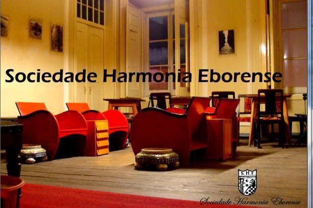 Resultado de imagem para sociedade harmonia eborense