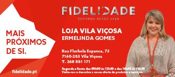 Fidelidade de Vila Viçosa - Ermelinda Gomes