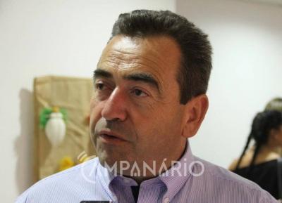 """À RC Pres. CIMAC diz """"Serão entregues mais três ventiladores ao HESE por mecenas do Alentejo Central"""" (c/som)"""