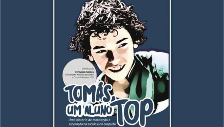 Hélder Santos apresenta livro com prefácio do selecionador nacional de futebol, em Reguengos de Monsaraz