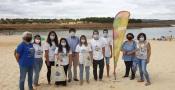Jovens assinalaram o Dia Internacional da Juventude na praia fluvial da Amieira