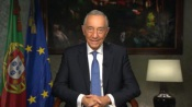 """Presidente da República falou ao País: """"Queremos um 2021 que nos faça esquecer este 2020"""""""