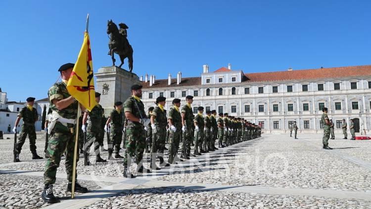 Campanário TV: Vila Viçosa acolheu o Dia da Arma de Cavalaria nos 311 anos do Reg. de Cavalaria 3