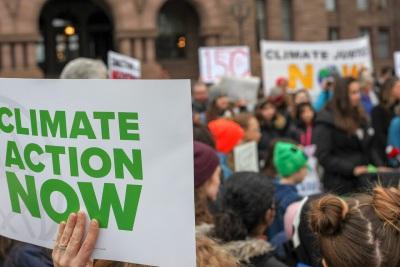 Jovens de Évora dizem que crise climática pode ser mais prejudicial que COVID-19