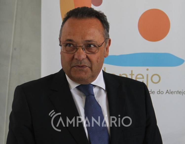 """Obra do Hospital Central de Évora será anunciada, assim que tiver """"o modelo financeiro definido"""", diz Manuel Delgado, Secretário de Estado da Saúde (c/som)"""