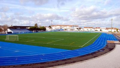 Borba: Lançado concurso de substituição de Relva Artificial do Campo de Futebol