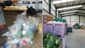 Empresa doa melões e melancias a IPSS's do concelho de Aljustrel