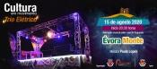 """""""Cultura em Movimento"""" - Évora Monte recebe este sábado o Trio Elétrico"""