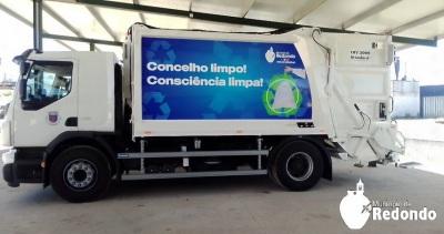 Câmara Municipal de Redondo adquiriu um novo veículo para reforçar a limpeza no concelho