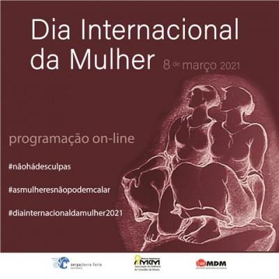 """CM Serpa comemora o Dia da Mulher e aborda a temática """"Desigualdades entre homens e mulheres"""""""