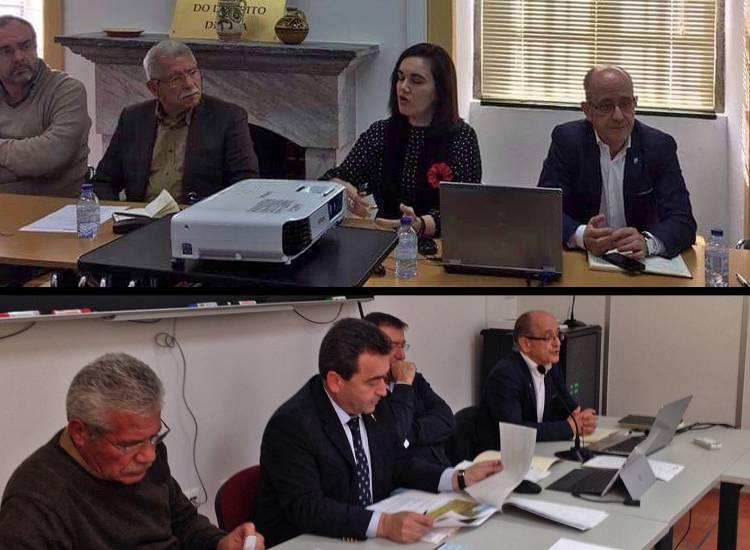 """""""Contrapartida nacional"""" preocupa CCDR Alentejo em matéria de projetos de adaptação às alterações climáticas, diz vice-presidente (c/som)"""