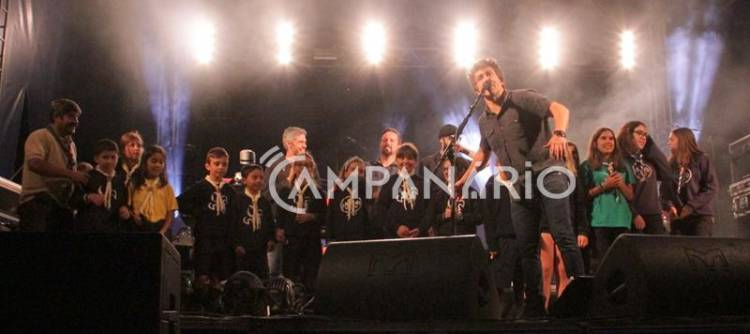 Campanário TV: Pedreira D'Rei em Vila Viçosa recebeu concerto de João Pedro Pais (c/video)