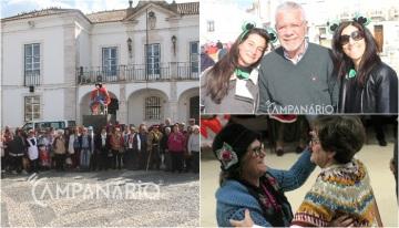 Tradição do Rei Momo e Baile das Comadres assinalam início do  Carnaval em Redondo (c/fotos)