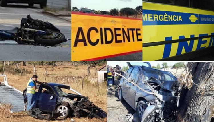 Estradas do Alentejo registam 5 vítimas mortais em 5 dias