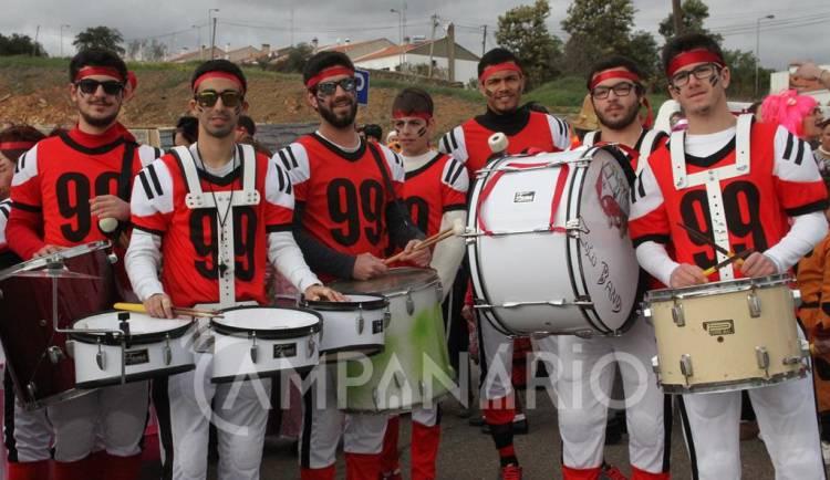 Campanário TV: O desfile de Carnaval na vila de Alandroal (c/video)
