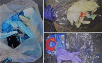 Covid 19 - Luvas, máscaras e plásticos aumentaram emissões e prejudicaram ambiente