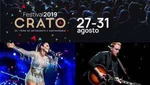 "Festival do Crato abre portas terça feira e promete levantar ""poeira"""