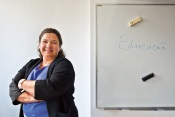 Ministra da Administração Pública reúne com poder local para definir necessidades de combate à pandemia