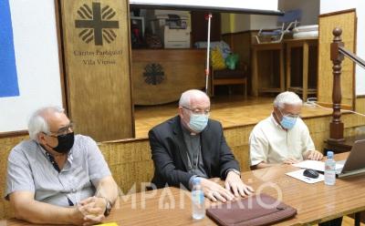 """""""A direção da Cáritas de Vila Viçosa esgotou-se. Os ecos que chegaram foi de que o serviço não era tão bom"""", diz Arcebispo de Évora (C/ FOTOS E SOM)"""