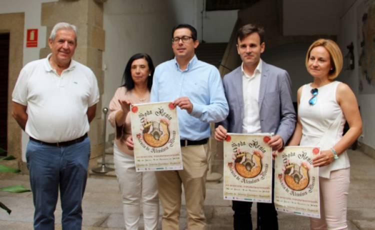 """O Município de Marvão participou na apresentação do XV Festival Transfronteiriço """"Boda Régia"""","""