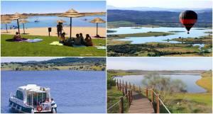 Lago de Alqueva é alicerce para o turismo sustentável no Alentejo