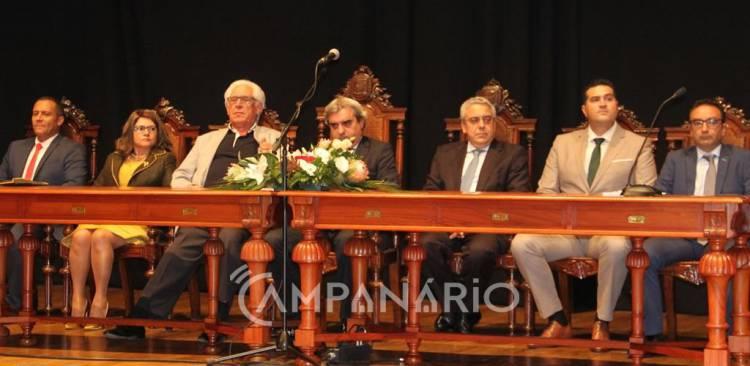 """""""Só pode haver boa governação se houver uma boa oposição"""", afirma presidente reeleito para a Câmara de Elvas, na tomada de posse (c/som e fotos)"""