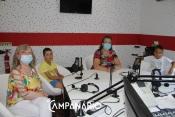 RC assinalou Dia dos Avós com a presença em estúdio de dois Netos e duas Avós!(c/som)