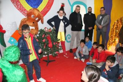 Oficina dos Sonhos traz a alegria do Natal às crianças do concelho de Alcácer do Sal