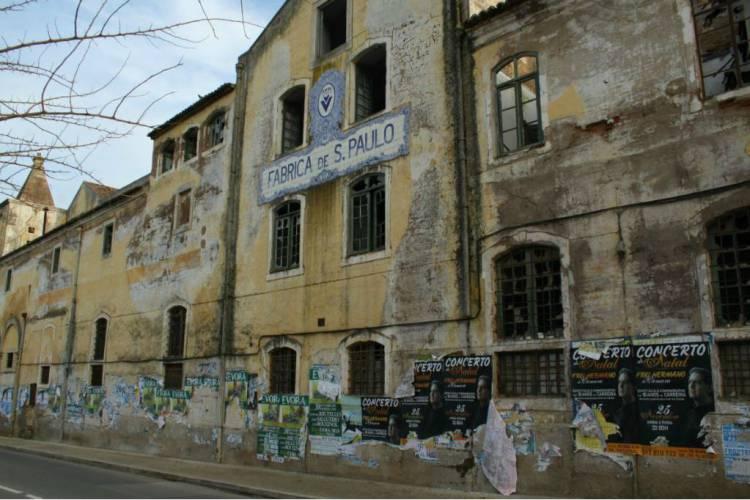 Devoluto Convento de S. Paulo em Vila Viçosa com solução à vista