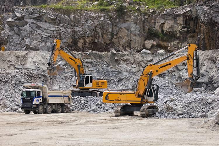 """A greve pode afetar o setor dos mármores e mais uma vez o Alentejo """"ficou esquecido porque não dá votos"""", diz empresário de Vila Viçosa (c/som)"""