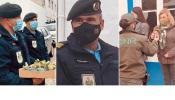 """""""Não Desculpem a Violência"""" diz Tenente-Coronel da GNR Évora no Dia Internacional pela Eliminação da Violência contra a Mulher (C/SOM e FOTOS)"""