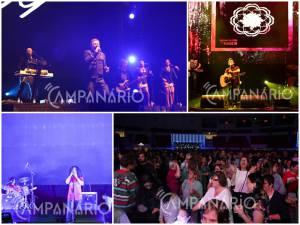 Toy animou a 1ª noite do festival da juventude de Elvas, a Campanário mostra-lhe as imagens