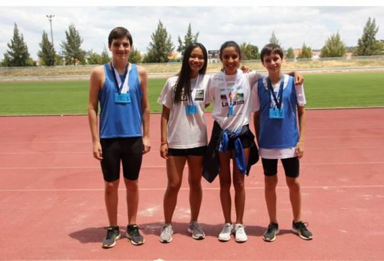 Clube Elvense de Natação conquista 9 medalhas no Torneio de Verão