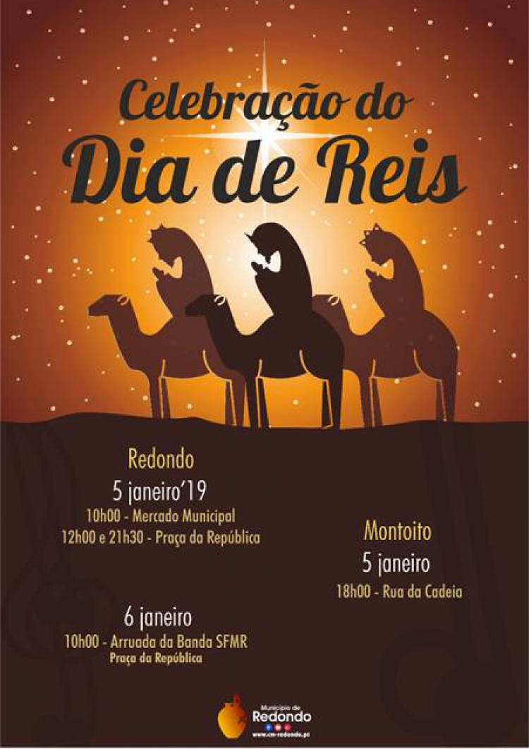 Redondo volta a celebrar o Dia de Reis, uma das mais vincadas tradições do concelho