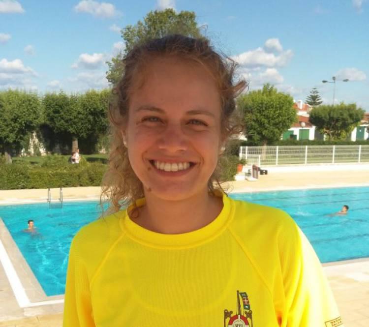 Município de Redondo orgulhoso pela participação da sua nadadora salvadora nos Europeus de Salvamento Aquático