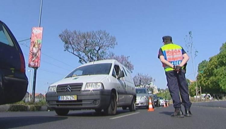 Marcha lenta hoje no Alentejo em protesto contra degradação de estradas
