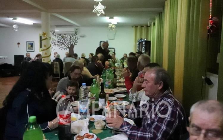 """Vila Viçosa: Natal festejado no Centro de Dia de São Romão com """"alegria, paz e harmonia"""", diz provedor da S.C.M (c/som e fotos)"""