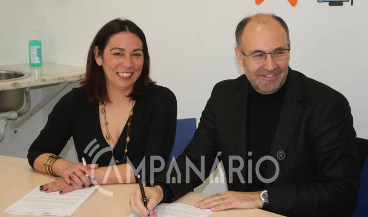 Cruz Vermelha de Estremoz e Segurança Social assinaram protocolo que beneficiará 100 famílias do Rendimento Social de Inserção (c/som e fotos)