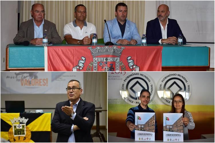 Associação de Futebol de Portalegre junta clubes e entidades para debater a atualidade do futebol no distrito