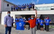 Associação de Futebol de Portalegre leva festa da taça de Portugal à CerciPortalegre