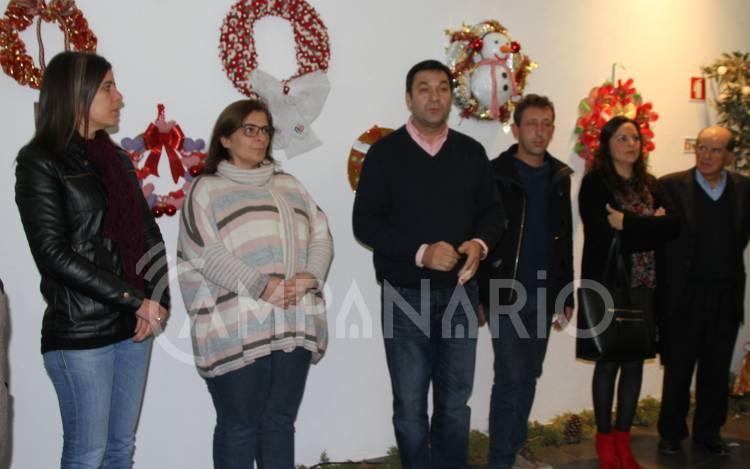 Festividades de Natal iniciam em Sousel com exposição de Coroas (c/som e fotos)