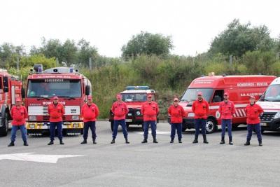 Bombeiros Mistos de Alcácer do Sal recebem oferta de 500 litros de gasóleo