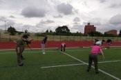 """Projeto """"Inclusão em Movimento"""" envolve utentes da Cercidiana em atividades de atletismo"""