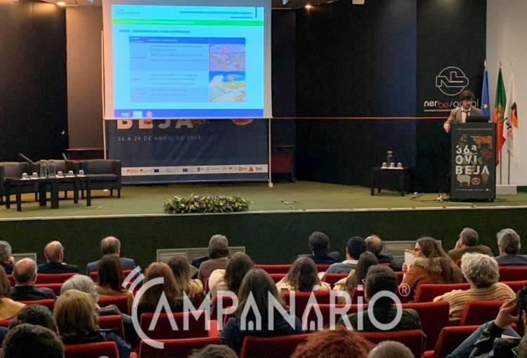 CIMBAL apresenta plano para mitigar impacto das alterações climáticas, na abertura da Ovibeja 2019 (c/som e fotos)