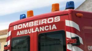 Despiste de carro provoca dois feridos em Montemor-o-Novo
