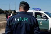 GNR: 38 detidos em flagrante delito e 564 infrações de trânsito registadas nas últimas 12 horas
