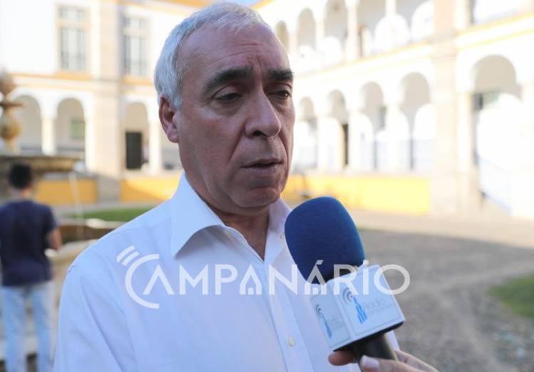 """Investimento no Garcia de Resende """"não vai dar para uma intervenção global"""", diz autarca de Évora (c/som)"""