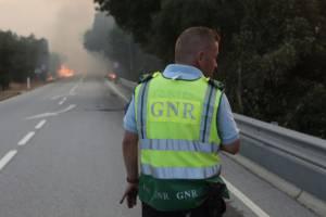 GNR registou 7incêndios e 99 contraordenações este fim de semana no distrito de Évora (c/som)