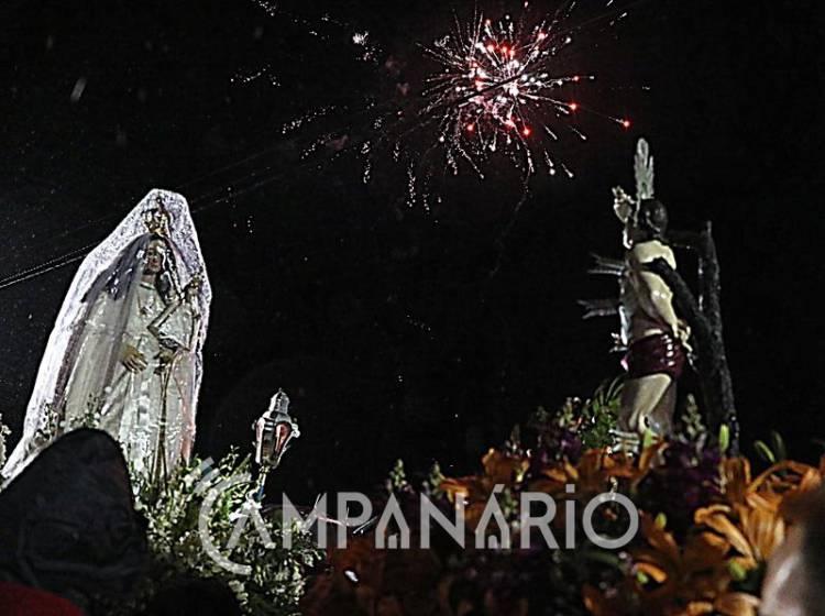 Campanário TV: A procissão em Honra de Nª Srª da Boa Nova / 2018 (c/video)